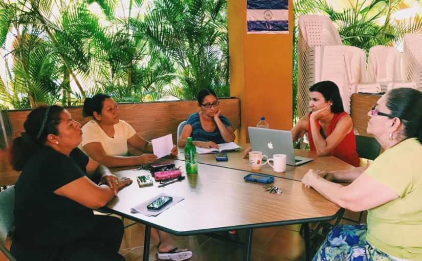 PourOut Follow-up @ La Villa Esperanza in Nicaragua.
